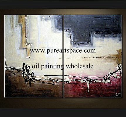 China abstract oil painting wholealse