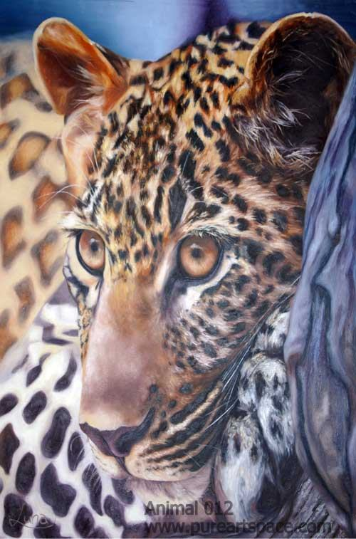 Animal art paintings